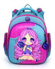 Школьный ранец каркасный