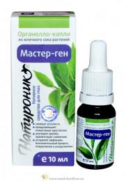 Капли Натуроник Мастер-ген для глаз