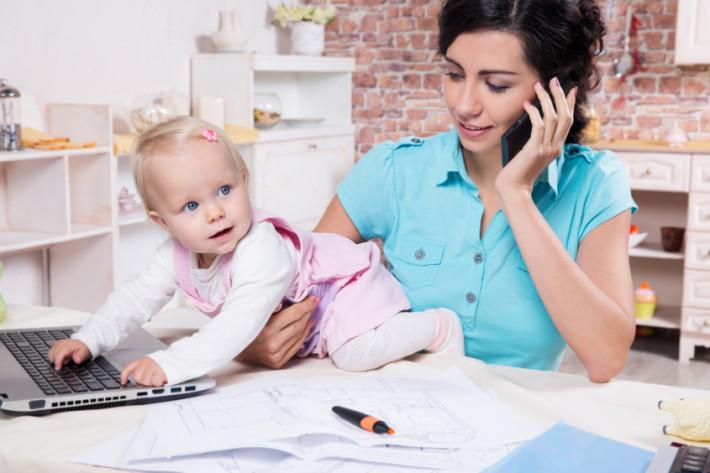 заработок для молодых мам в интернете