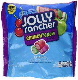 Jolly Rancher Crunch 'n Chew, Original, 13 oz
