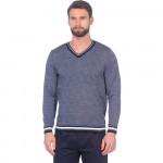 Мужской пуловер Токио серый