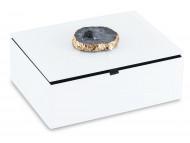 40106 GIPFEL Шкатулка для украшений AGATOSSO. Размер: 16х12х