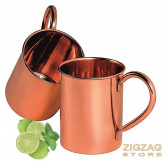 Moscow Mule Copper Mugs 100% Solid