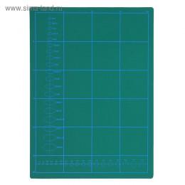 Коврик для рукоделия, двусторонний, 28 × 43 см