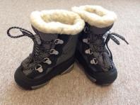 Зимние ботинки DEMAR р.20-21