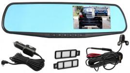 Зеркало-видеорегистратор и камера заднего обзора