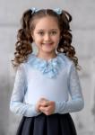 Трикотажная блузка Х*ана