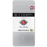 """Шоколад """"BUCHERON"""" Молочный с фисташками  100гр. ж/б."""