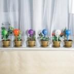 КОЛБЫ ДЛЯ АВТОМАТИЧЕСКОГО ПОЛИВА ЦВЕТОВ ПЛАНТ ДЖИНИ (PLANT