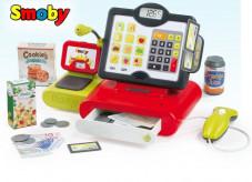 Smoby 350102 Детская электронная касса с сканером