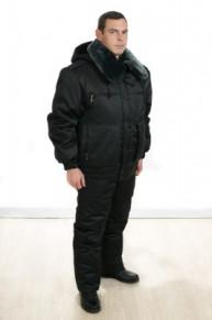 Костюм муж. зимний (комби+куртка) рост 176 Полиэфирн