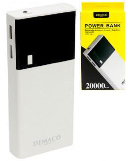 Портативный аккумулятор PowerBank 20000 mAh