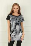 Блуза Леопард Артикул: 2347