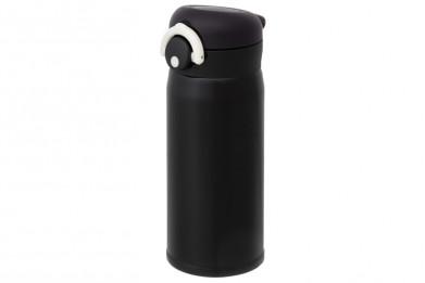 """Термобутылка 320 мл 7*6*16,5 см """"Черная"""""""