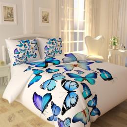КПБ Яркие бабочки 3 1,5-спальный