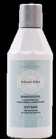 Ванна с солью Мертвого моря и миндальным маслом