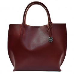 Женская сумка BB1 -ЦВЕТ красный темный