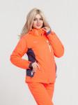 Куртка зимняя Snow Headquarter В-8057, коралловый
