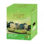АКЦИЯ! Чай Хайтон Цейлонский зеленый крупнолист картон 100г.