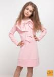 """Платье """"Лолита"""" розовый 140(р) 000264"""