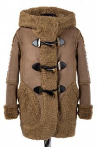 Пальто детское утепленное Искусственная