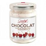 Белый шоколадный крем с вишней, 250 гр