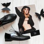 Лаковые стильные туфли. New Collection 18