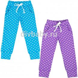 Штаны для девочки Звезды №3