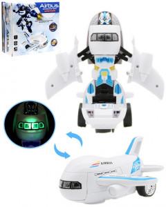 Робот-самолет Аэробус