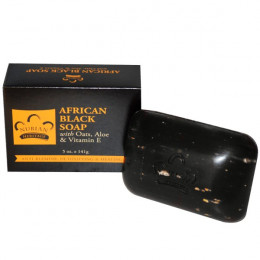 Африканское черное мыло Nubian Heritage, в наличии.