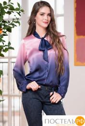 """Блузка Mia-Amore 3391 """"Selena"""" (M розовый-фиолетовый)"""