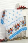 Полотенце банное Зима