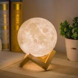 Ночник в виде Луны 3D Moon Light