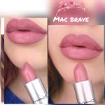Mac помада для губ brave