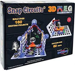 Snap Circuits - 3D M.E.G. Electronics