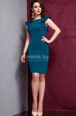 Платья Модель 16122 тёмно-зелёный JeRusi Производитель: JeRu