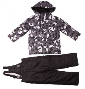 Зимний костюм Пандочка-1