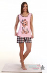 Пижама женская sel-ПК222
