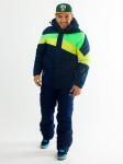 Куртка Snow Headquarter, Темно-синий