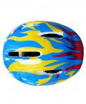 Шлем защитный BW-010 blue