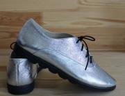 Кожаные туфли в стиле  кэжуал. New collection 17-18