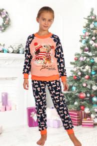 Пижама 213А брюки футер
