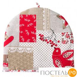 """Грелка на чайник 27х30 см """"Рождество"""", УТ-00016867"""