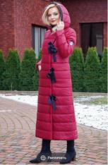 Пальто Модель 3062 К бордо Azzara      Производитель: Azzara
