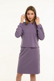 костюм худи+юбка 3390Н-12