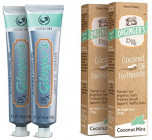 Dr. Ginger's Coconut Oil Toothpaste 2шт