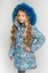 Пальто для девочки от -5 до -30