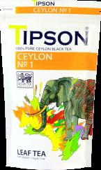 Чай Tipson Ceylon №1 OPA 175 г., ZIP