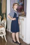 Платье Морячка Артикул 574 Производитель Рехина