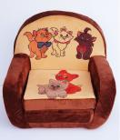 Мягкое кресло раскладное